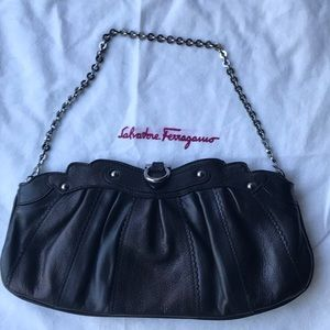 Beautiful Ferragamo mini- bag. Authentic